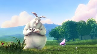 Big Buck Bunny - Cartoon für Kinder, Volle Film