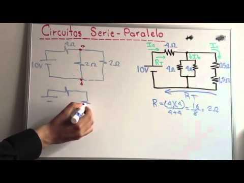 Circuito Paralelo Y En Serie : Circuitos serie paralelo youtube youtube