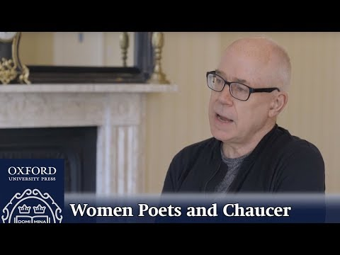 Women Poets Inspired by Chaucer