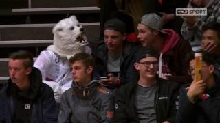 EuroMillions Basketball League - Les highlights : Leuven Bears - Mons-Hainaut (72-80) (26.04.2017)