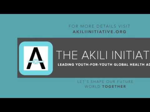 Akili Initiative Global Health Youth Essay Contest 2014