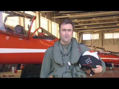 RAF Red Arrows Altitude