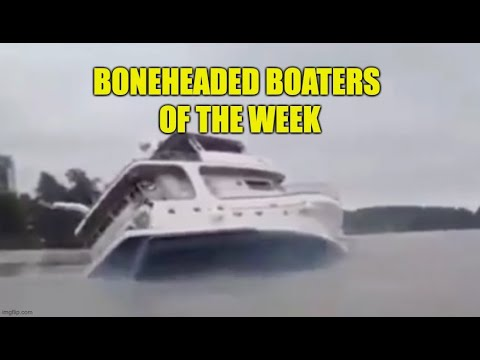 Boneheaded Boaters of