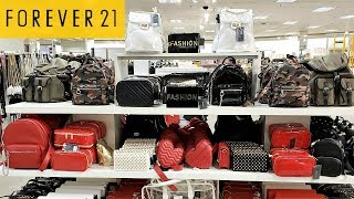 FOREVER 21 SHOP WITH ME PURSE HANDBAGS 2019