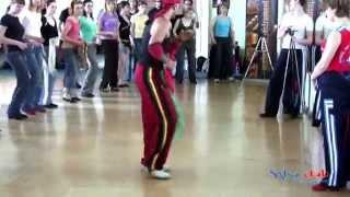 Jorge Camaguey. Cuban rumba basics. SALSAMAYOVKA/ Хорхе Камагуэй. Румба, основы