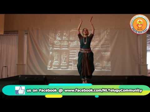 [NLTC] Ugadi 2017 Incrediable Inida - Odissi Dance by Kishori