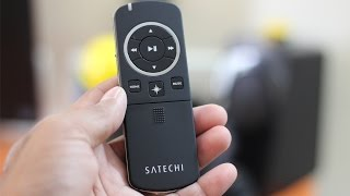 Satechi Bluetooth Smart Pointer Mobile Presenter and Remote Control