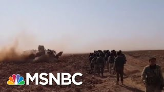 The Risk In Trump's 'Let Others Fight It Out' Attitude On Syria | Velshi & Ruhle | MSNBC