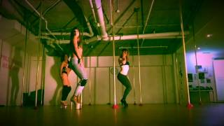 We be on it Frou Frou Sexy Pole choreo by Maddie Sparkle