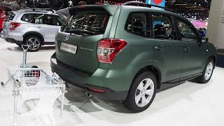 2016 Subaru Forester 2.0X Active 110 kW (150 PS) - Exterior and Interior Walkaround