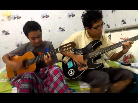 AKB48- First Rabbit guitar cover