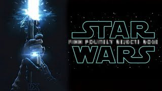 OFFICIAL STAR WARS TWITTER TEASES Star Wars Episode 9 Title Reveal