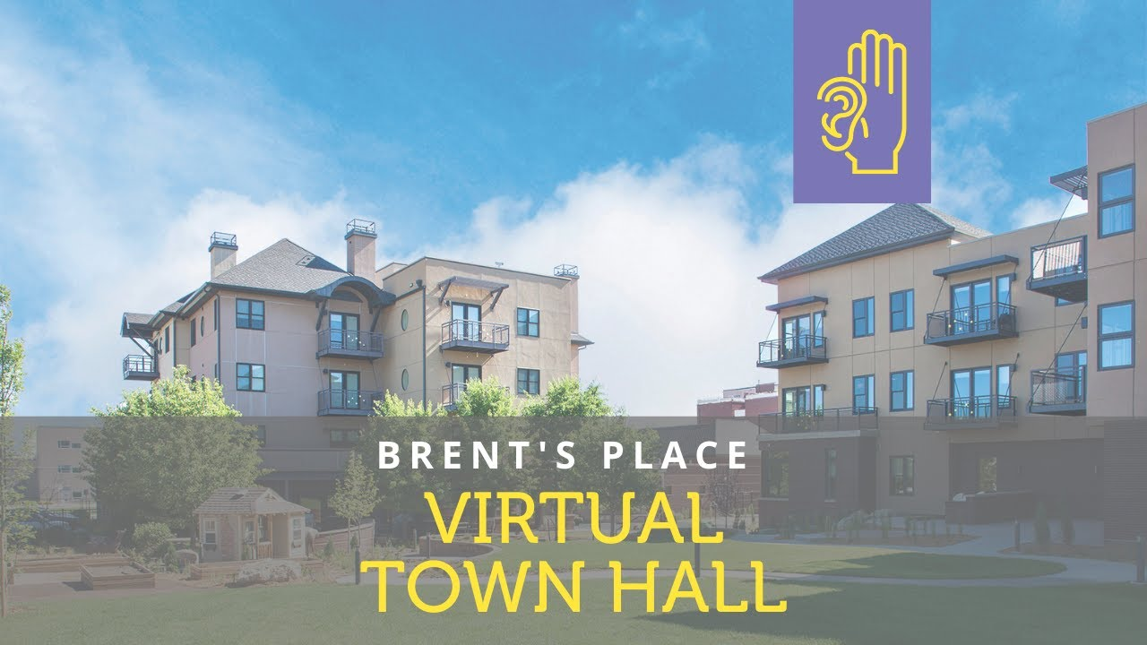 Brent's Place Virtual Town Hall