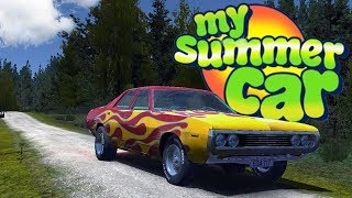 My Summer Car Save Working 100 New Marker Lights 2019