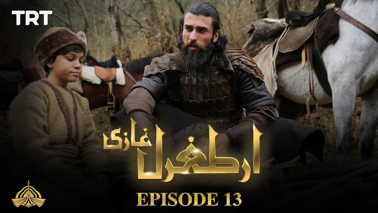 Ertugrul Ghazi Urdu - S01E13