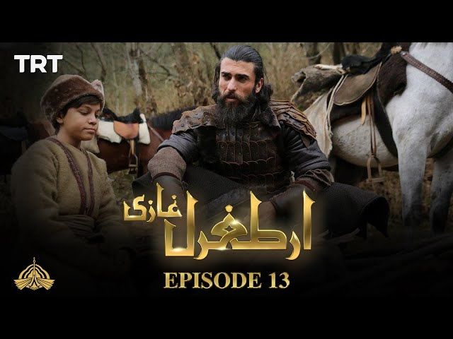 Ertugrul Ghazi Urdu | Episode 13 | Season 1