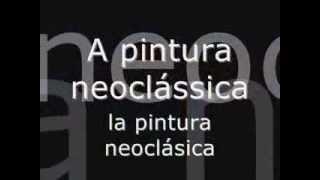 A arte neoclássica