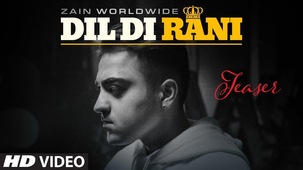 Song Teaser ► Dil Di Rani | Zain Worldwide | Releasing on 17 June 2020