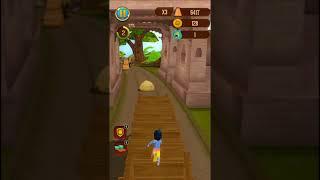 Little krishna 3D mobile game
