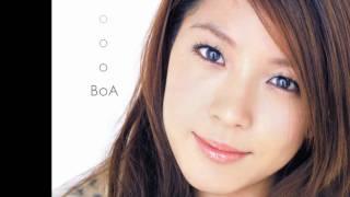 BoA- Distance (Lyrics on Screen)
