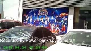 HD 720P 5MP H.264 Motion Detection DVR Power Bank Spy Camera Hidden Camcorder
