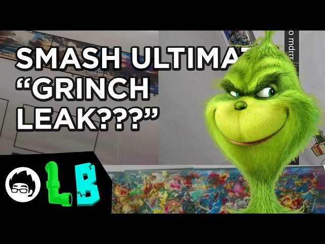 The Smash Grinch Leak is real? (UPDATE: Confirmed Fake!) My thoughts - Leakbuster (Artsy Omni)