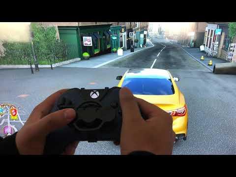 NEW Xbox One S Controller Steering Wheel 🎮 (2019 Upgrade)