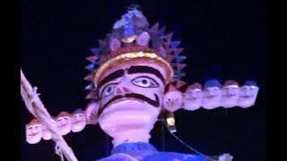 Kota Dusshera Mela, 11 Oct 2016 Video Ravan Dahan Rawan Dahan, Rawan Eggify Kota live Dussehra Mela