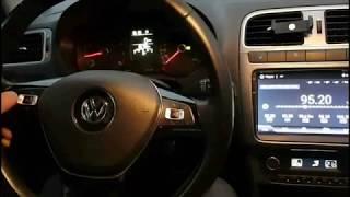 NaviPilot DROID8 на VW Polo