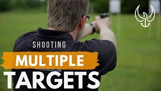 How to Shoot Multiple Targets Quickly and Accurately - Navy SEAL Tips