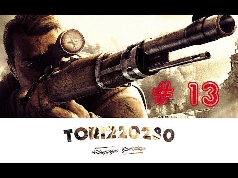 13 Sniper Elite v2: Base de lanzamiento de Kopenick