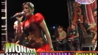 Gambar cover PRIA IDAMAN - LILIN HERLINA - MONATA