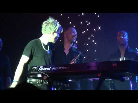 Brian Culbertson live at The Smooth Jazz Cruise 2012, part 1