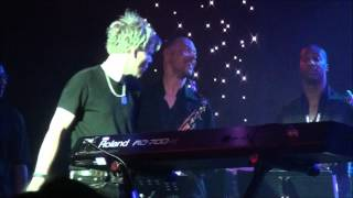 Brian Culbertson live at The Smooth Jazz Cruise 2012, part 1 Mp3