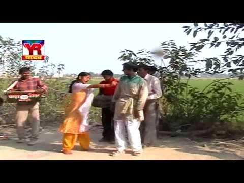 Jija Sali Playing Romantic Holi | Yadav casstes Mainpuri|  Latest Dehati Nach Geet & Lokgeet