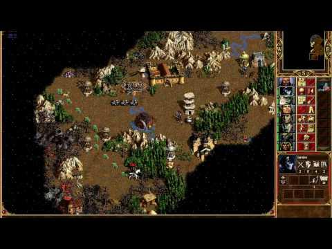 Heroes 3 HotA: zero_zero (Necropolis/Thant) vs Limited (Inferno/Pyre), Jebus