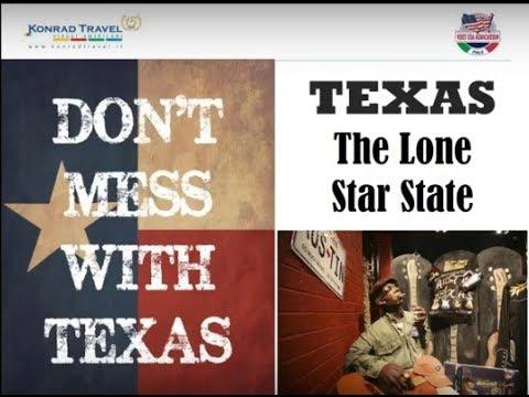TEXAS IN MUSIC, natura e musica del Lone Star State