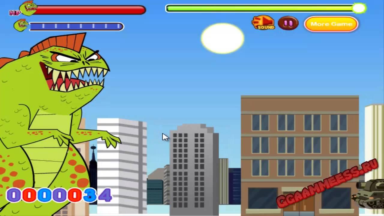 Игры для мальчиков Динозавры драки - YouTube