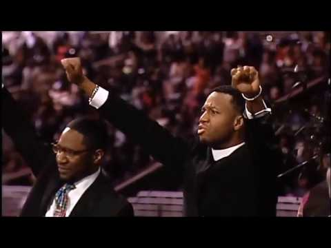 COGIC Holy Convocation President Of The United States Praise Break Mix!