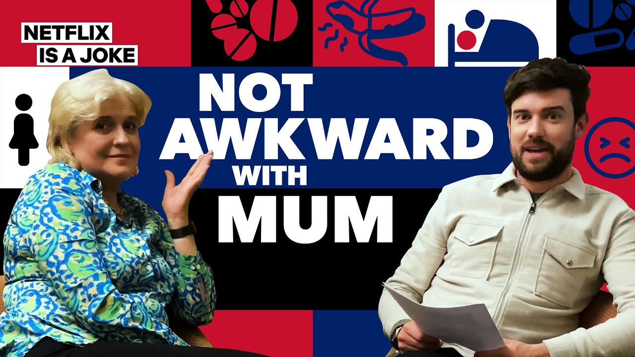 Jack Whitehall: Travels With My Father - Not Awkward With Mum