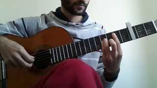 Koma Amed - Çîyayên Me   Gitar Solo