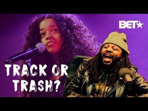 "Ella Mai's ""Boo'd Up"" vs ""Trippin"" | Track or Trash w/ Mouse Jones & Jessie Woo"