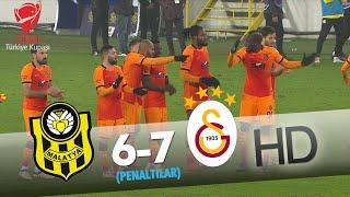 Yeni Malatyaspor - Galatasaray Ziraat Türkiye Kupası | Penaltılar