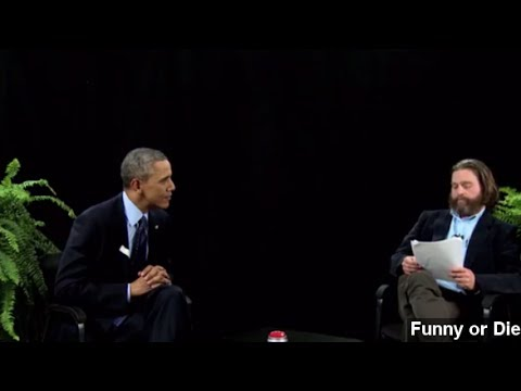 The Thinking Behind Obama's 'Between Two Ferns' Appearance