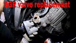 ford transit Mondeo 2.2 2006 EGR VALVE replacement repair blanking delete symptoms  M-tel garage