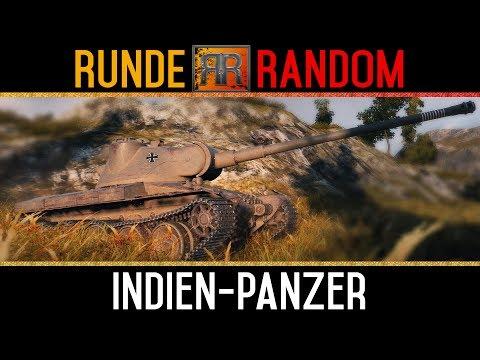 World of Tanks | [GER] RR #32 - Indien-Panzer