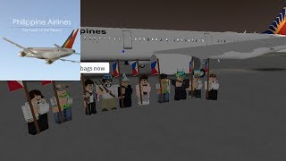 FIRST | Philippine Airlines - A321 | ROBLOX