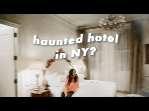 Haunted Hotel In New York?