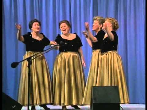 1996 Sweet Adelines Quartet Champion Weekend Edition - Quartet Finals Package