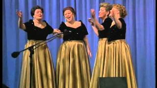 1996 Sweet Adelines Quartet Champion Weekend Edition - Quartet Finals Package